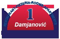 Apartmani Jedinica - Damjanović